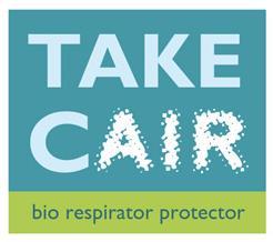 Take Cair bio respirato protector