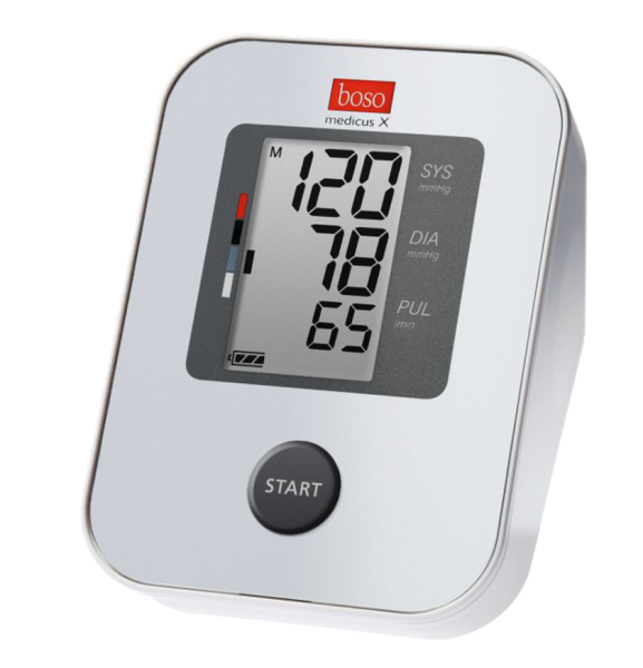 Blutdruckmessgerät medicus X Oberarm, vollautomatisch